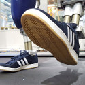 Image - Robot sports adidas, walks like a person