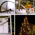 Image - Fun: World's largest Rube Goldberg machine lights up Christmas tree