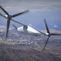 Image - No runway required: Bell Helicopter introduces Bell V-247 'Vigilant' tiltrotor unmanned aerial system