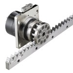 Image - Alternative precision linear motion system: Faster, more accurate, zero backlash