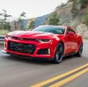 Image - Wheels: Camaro ZL1 tries for 200 mph on German test oval