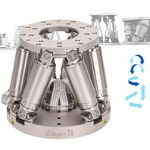 Image - Compact hexapod for industrial alignment applications