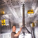 Image - Wings: Lockheed Martin's X-plane design for quieter supersonic jet takes on NASA wind tunnel testing