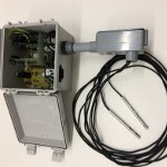 Image - Wi-Fi high-temp air flow monitor for hazardous environments