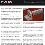 Image - Torque sizing criteria for servo motors