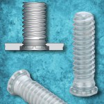 Image - Self-clinching flush-head studs for thin metal sheets