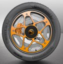 Image - Wheels: <br>Continental introduces new wheel and braking concept for electric vehicles