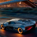 Image - Wheels: <br>Lamborghini gives sneak peek of its electric hypercar concept