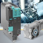 Image - Flexible servo drive system for demanding geared motor applications