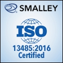 Image - Mike Likes: <br>Smalley is now ISO 13485:2016 Certified!