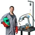 Image - Lightweight robots performing heavy-duty tasks