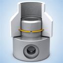 Image - Spirolox<sup>&reg;</sup> ID/OD Locking Retaining Rings