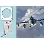 Image - Sealing tapes and die-cut gaskets approved for F-16