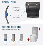 Image - Tests show strength of Tri-Mack's overmolded thermoplastic composite hybrid bond