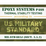 Image - Epoxy adhesives approved for military use
