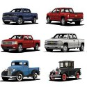 Image - Wheels: <br>Chevy celebrates 100 years of iconic truck design