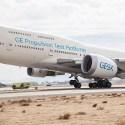 Image - World's largest jet engine takes maiden flight