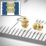 Image - Designing with threaded metal inserts for plastics