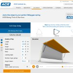 Image - Select gas springs instantly: ACE online sizing tool