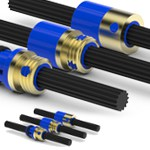 Image - Linear miniature torque splines and nuts