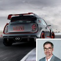 Image - Wheels: <br>The man behind the MINI -- exterior design