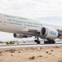 Image - World's largest jet engine takes maiden flight