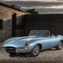 Image - Jaguar gets free 'plug' in for electrified E-type classic during worldwide royal wedding coverage