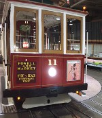 Image - LED headlights installed on San Francisco's historic cable cars