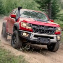 Image - Chevrolet unveils Colorado ZR2 Bison ruggedized off-roader -- snorkel optional