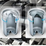 Image - Hydraulic accumulators in dual clutch transmissions get plastic pistons thanks to Freudenberg