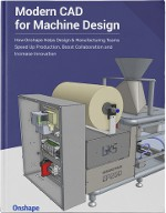 Image - Modern CAD for Machine Design (new eBook)