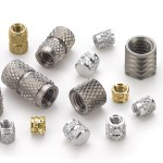 Image - Inserts for plastic assemblies provide reusable metal threads