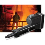 Image - Electric extreme-force linear actuators beat hydraulics in metal casting