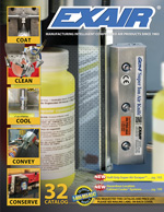 Image - New EXAIR catalog features blowoff, drying, and cooling products