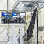 Image - 10,000 sensors: Experimental wing verified during NASA loads testing