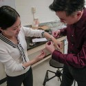 Image - New electrical bandage promotes powerful healing -- and it's powered by the wearer's body motions