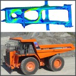 Image - Construction truck design evolves at Hitachi using modern calculation management