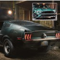 Image - Ford chases a retro spirit: 50th anniversary Mustang Bullitt