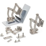 Image - Top Product: Stainless steel multiple-joint hinges