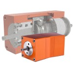 Image - Quiet 3-to-1 speed reducers use traction drive technology for 98% efficiency