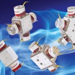 Image - Clippard PTFE multi-channel gradient valves