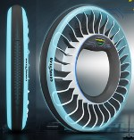 Image - Goodyear debuts flying car concept tire