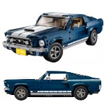 Image - Fun! LEGO launches 1,471-piece 1967 Ford Mustang