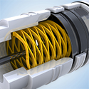 Image - Top Tech Tip: <br>Save space and weight with Smalley Wave Springs