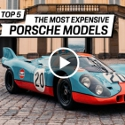 Image - Fun! Most expensive Porsche models of all time