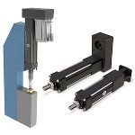 Image - Extreme-force electric actuator for press and punch