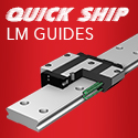 Image - THK LM Guides Now Available for Quick Ship