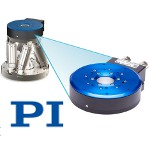 Image - Low-profile rotary positioner with high-force torque motor is mountable on 6-axis hexapod