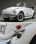 Image - Vintage VW Beetle gets officially certified electric conversion kit