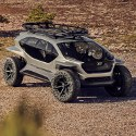 Image - Weird vs. the wild: Audi autonomous off-roader concept